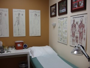 Endometriosis acupuncture